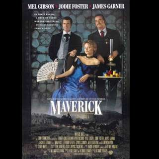 [Rent-A-Movie] MAVERICK (1994)