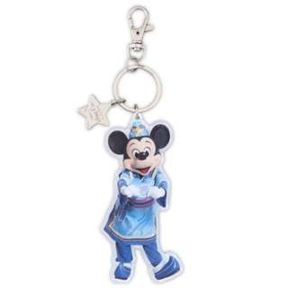 Tokyo Disneysea Disneyland Disney Resorts Sea Land Tanabata Days 2018 Mickey Mouse Keychain Preorder