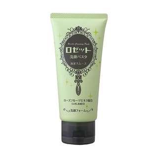 Rosette 海泥深層清潔洗面膏 (綠色) 120g