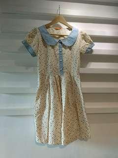 Mini Polkadot Dress