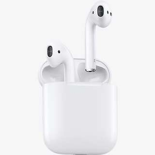Apple AirPods with 1:1 high copy (free with silicone case)
