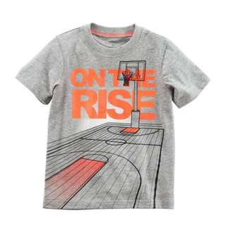 CARTER'S On The Rise Jersey Tee