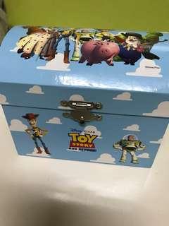 胡迪 toy story 音樂盒