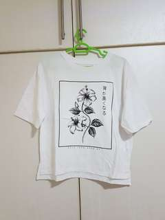 Cotton On Japanese Flower tee