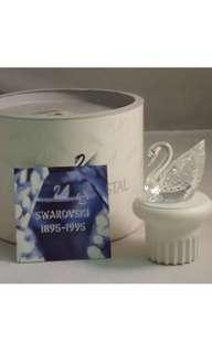 Swarovski 1995 Centenary Swan for 100th Anniversary