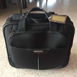 ** Samsonite Business Trolley Laptop Bag For sale **