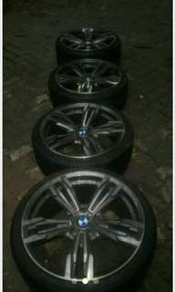 Velg bmw ring 20 seri 5