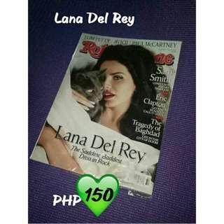 Lana Del Rey Rolling Stones Magazine