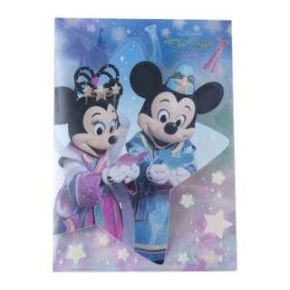 Tokyo Disneysea Disneyland Disney Resorts Sea Land Tanabata Days 2018 Clear Holder Preorder