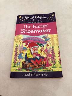 The Fairies Shoemaker