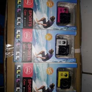 full HD 1080. ACTION camera