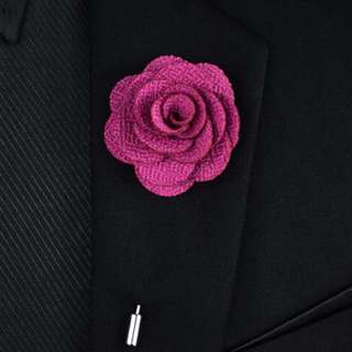 Suit Collar Pin (Male/Female)
