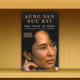 BN - The Voice of Hope : Conversations with Alan Clements  By Aung San Suu Kyi