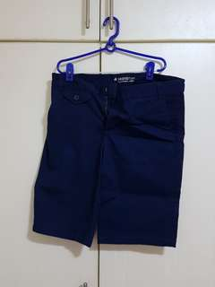 Hangten Navy Shorts