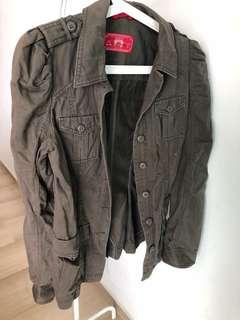 Esprit Army Jacket