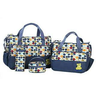 5in1 Baby Diaper Bag