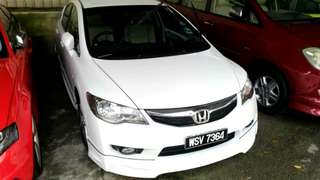 Honda Civic 1.8 (A) New Facelift