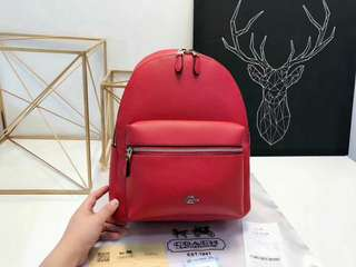 Coach BackPack Red (Premium 1:1)