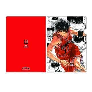 少年Jump 50週年 vol.2 Slam Dunk 流川楓 folder