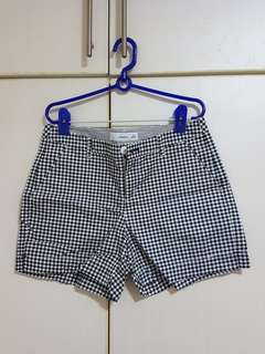 Bossini Checkered Shorts