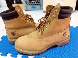 Timberland 金典黃靴 送日本清潔橡皮擦 costco好市多貨