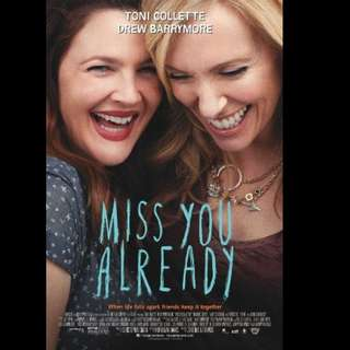 [Rent-A-Movie] MISS YOU ALREADY (2015)