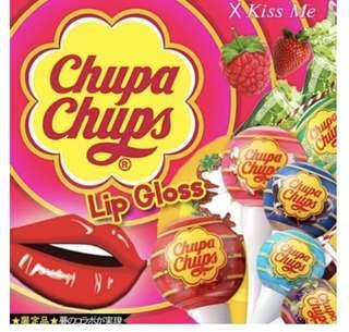 LIP GLOSS CHUPA CHUPS