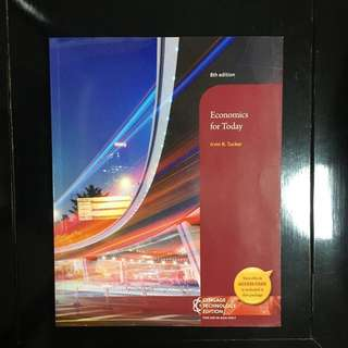 Economics for Today (8th Edition)