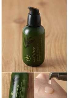 Innisfree 綠茶保濕柔膚水