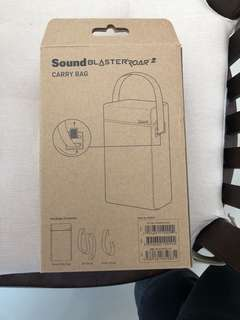 Sound Blaster Roar 2 (Creative) Carry Bag