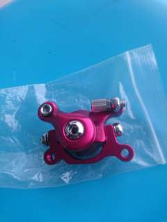 """Brand new 1 set disc brake caliper w pads. Suitable for 10"""" scooters like inokim speedway etc."""