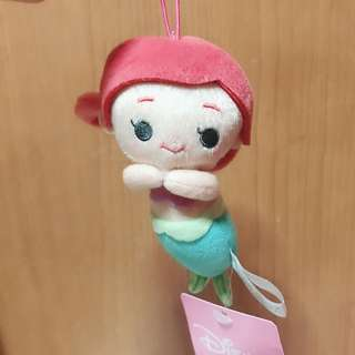[NEW] DISNEY MY LITTLE MERMAID KEYCHAIN