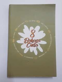 Jual buku 8 Bahasa Cinta