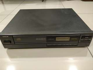 Uher CD Player (Made in Germany)