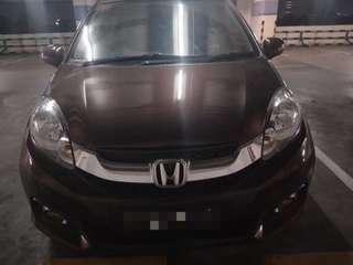 Dijual Honda Mobilio E-CVT 2014