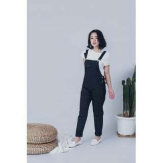 Yomune overall black adorable project