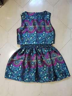 Rare pretty plus size dress (good quality)