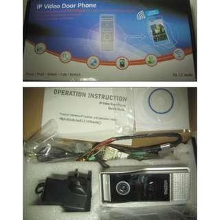 Tmezon WiFi IP Video Doorbell Camera