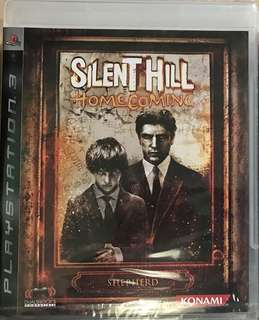 BD PS3 Silent Hill Homecomming Reg 3 New