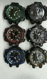 Jam tangan double time