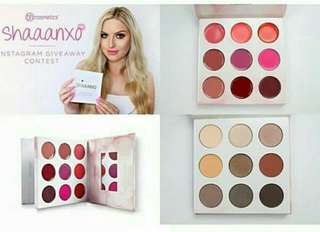 BH Cosmetic SHAAANXO-18 Color