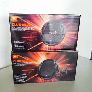 Package Deal! JBL Club 6500C & 6520 (including installation)
