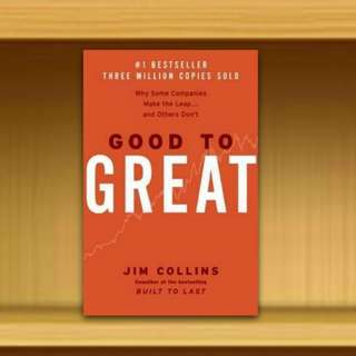 BN - Good to Great : Why Some Companies Make the Leap...and Others Don't By James Collins New