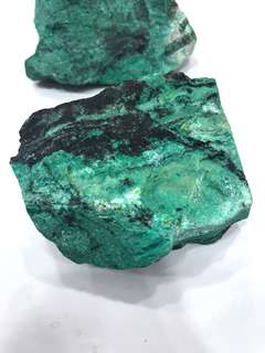 Raw chrysocolla