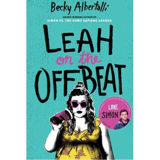 Leah of The Beat by Becky Albertalli (EBook Fiction Novel)