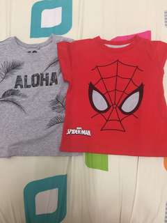 Cotton on and Marvel T-shirt