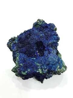 Azurite malachite raw stone