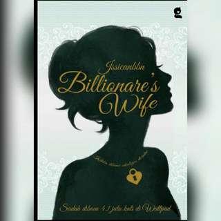 Ebook Billionare's Wife