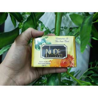 Turmeric and Tea tree Bar