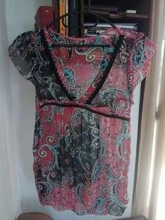 Blouse baju atasan vintage